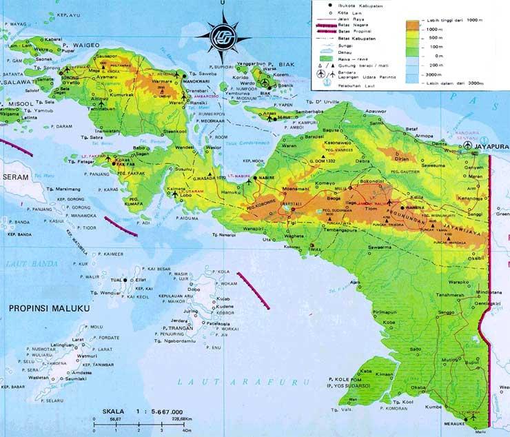 journey to indonesia pulau papua