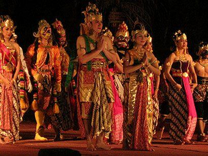 Kumpulan Budaya Indonesia
