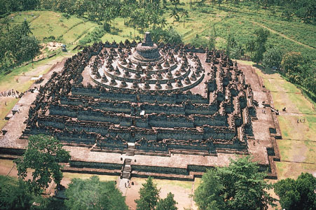CANDI BOROBUDUR | the beauty of indonesia